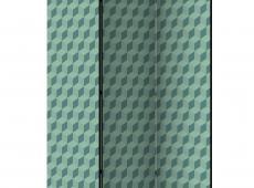 Paraván - Monochromatic cubes [Room Dividers]